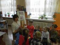 Неделя пожарной безопасности в детском саду «ЖАР-ПТИЦА» с 21 по 25 марта 2016г.