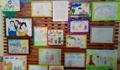 """Выставка рисунков """"Семья глазами ребенка"""""""
